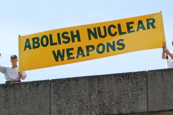 """Il presidente del MIR Monti : """"plaudiamo all'iniziativa dei segretari CGIL, CISL e UIL sulla messa al bando delle armi nucleari"""""""