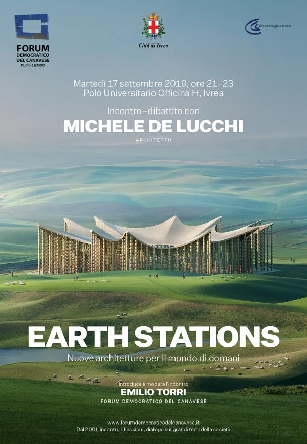 Michele De Lucchi @ Polo formativo Officina H