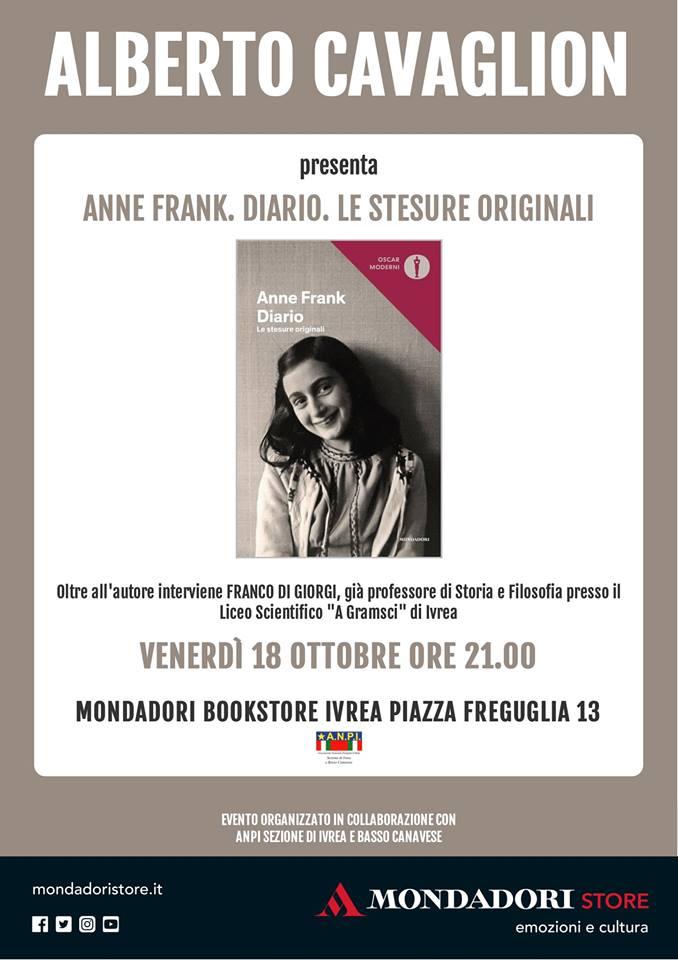 Diario di Anna Frank @ Libreria Mondadori