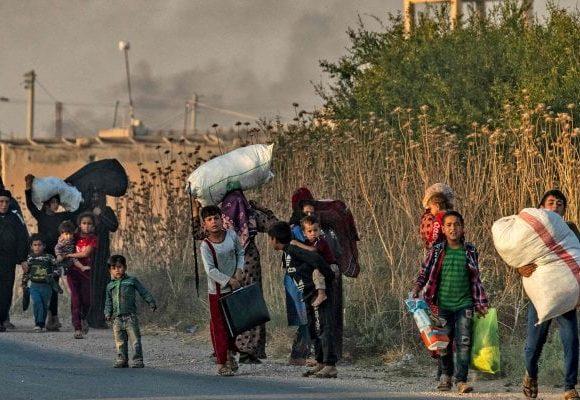 Turchia-Siria: l'appello di ANPI, CGIL, ARCI e Legambiente alle Istituzioni Europee