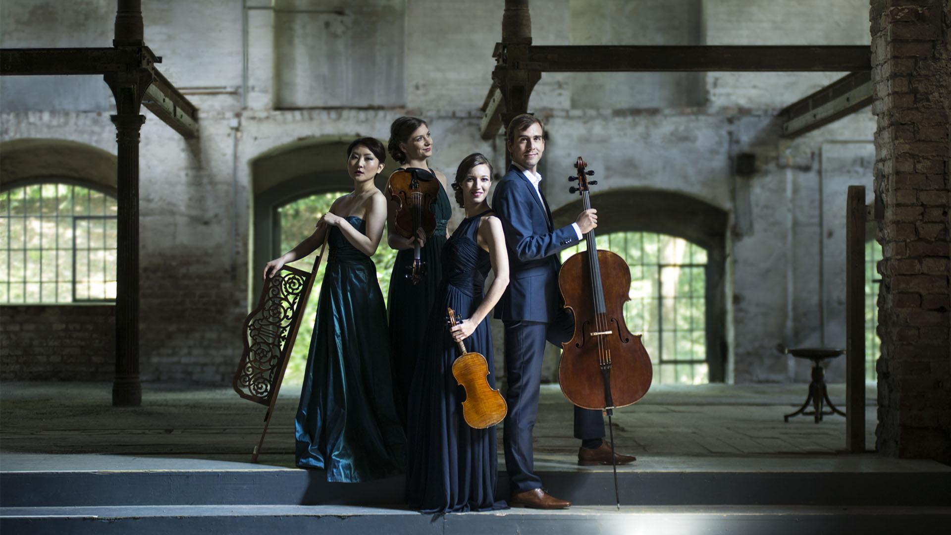 Stratos Quartett @ Teatro Giacosa