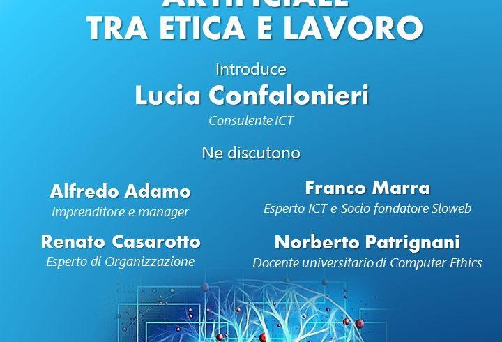 L'intelligenza artificiale tra etica e lavoro al Forum Democratico