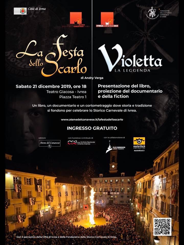 La festa dello Scarlo @ Teatro Giacosa