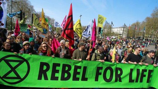 Quattro chiacchiere con Extinction Rebellion