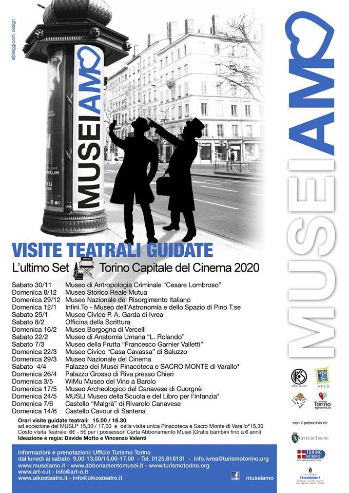 Visita teatrale al Museo @ Museo Garda