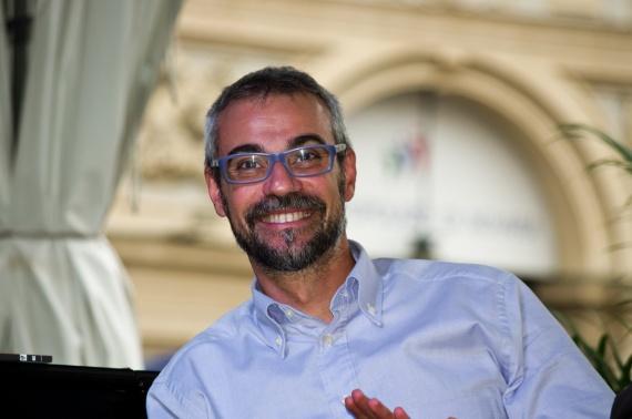 """Presentazione del libro """"Vento in scatola"""": Marco Malvaldi dialoga con un detenuto della Casa Circondariale d'Ivrea"""