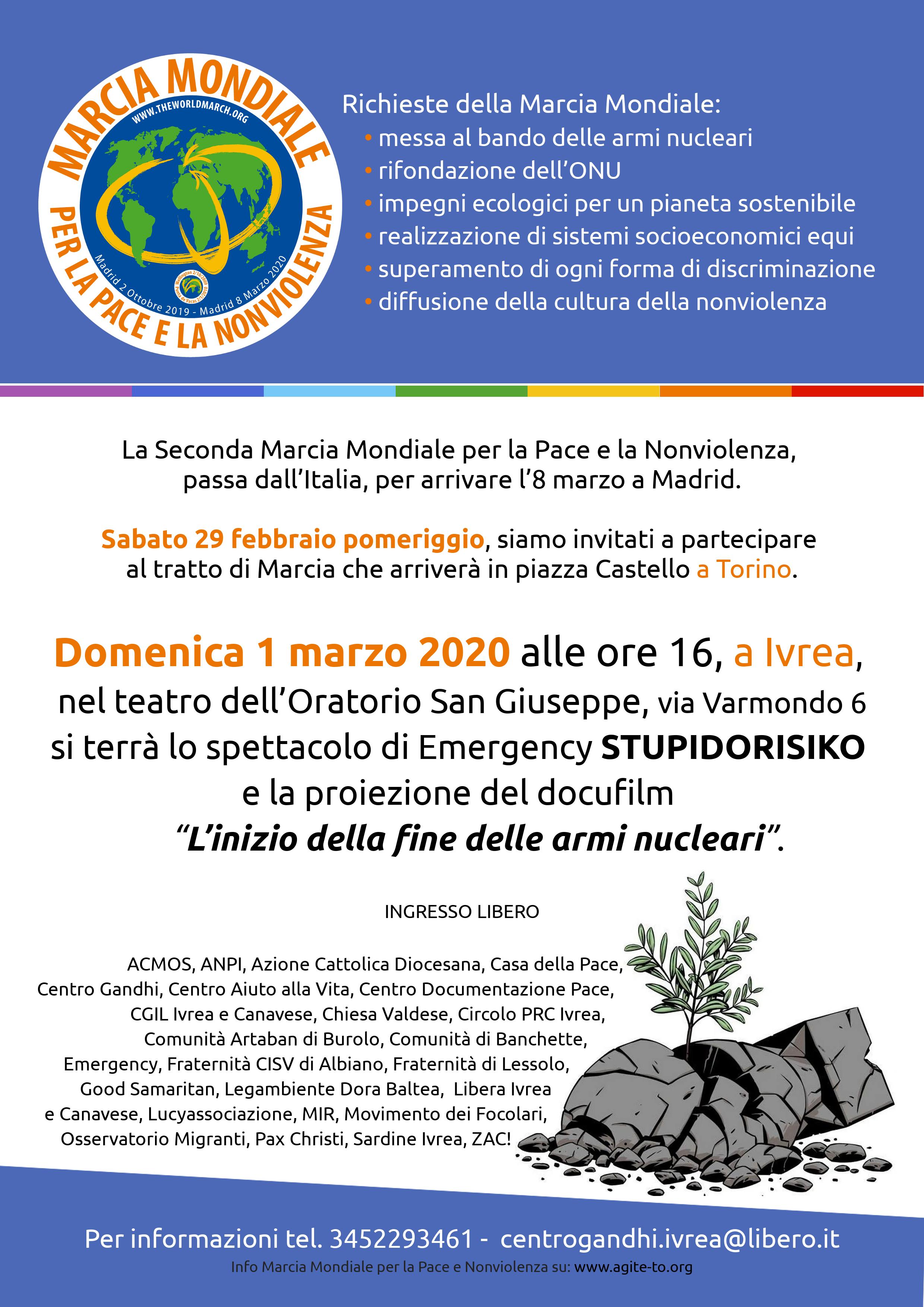 Stupidorisiko @ Oratorio San Giuseppe