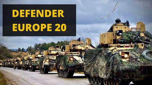 Esercitazioni della NATO e difesa della salute