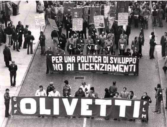 All'Olivetti c'erano anche lavoratrici e lavoratori, e ISMEL ne documenta la storia sindacale