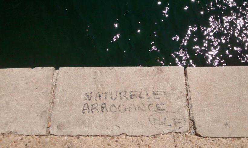 Naturelle Arrogance