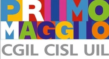 Primo maggio: Cgil, Cisl e Uil 'Lavoro in Sicurezza: per Costruire il Futuro'