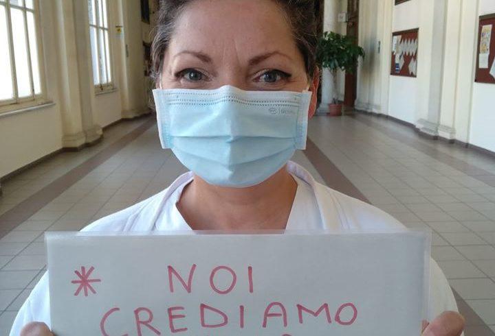 Sanità: gli eroi ora protestano