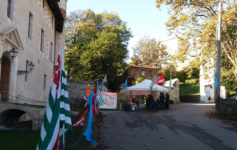 Da Manital a Parella: castello, vigneto, persone, lavoro. Cosa ne è di loro?