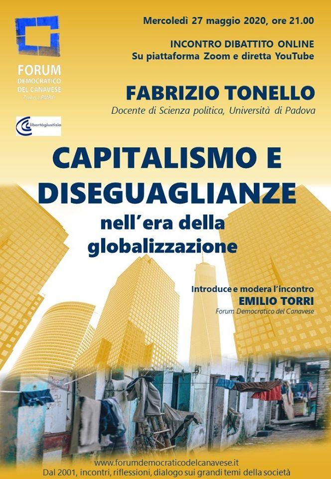 Capitalismo e disuguaglianze @ web