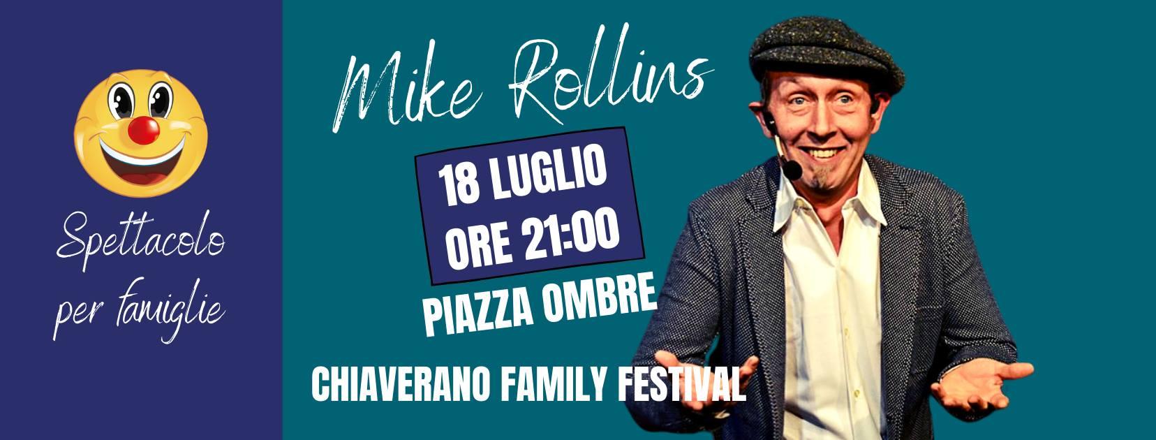 Mike Rollins @ Chiaverano