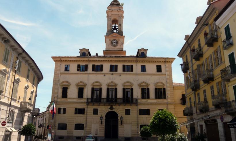 Consiglio comunale ad Ivrea