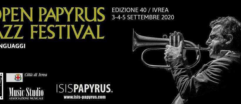 Jazz Festival a Ivrea. Tenacemente 40