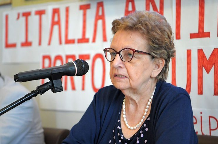 """""""CIAO COMANDANTE"""". La scomparsa di Carla Nespolo, presidente Anpi"""