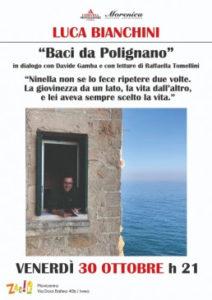 Baci da Polignano @ Zac!