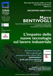 Marco Bentivogli @ in diretta su ZOOM