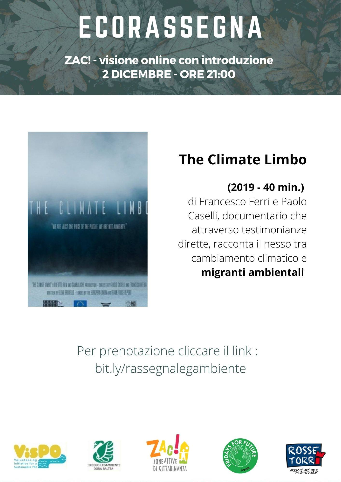 The climate limbo