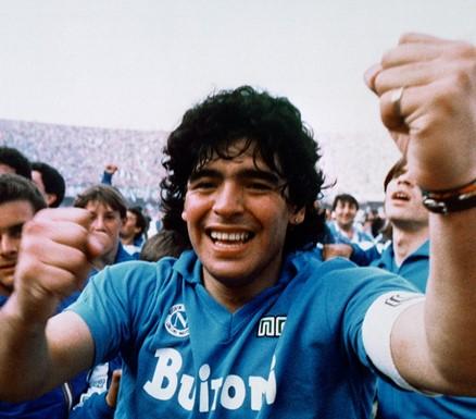 Grazie, Diego!