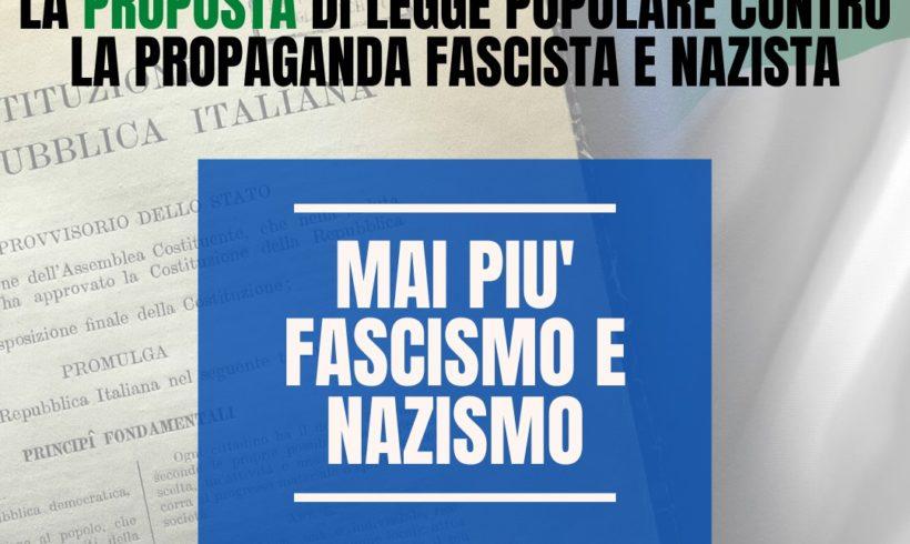 Perché il fascismo NON è una opinione