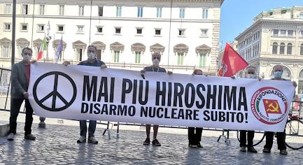 Intervento di Rifondazione Comunista sul Deposito nazionale rifiuti nucleari