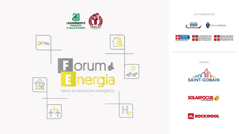 Forum Energia di Legambiente Piemonte e Valle d'Aosta @ facebook