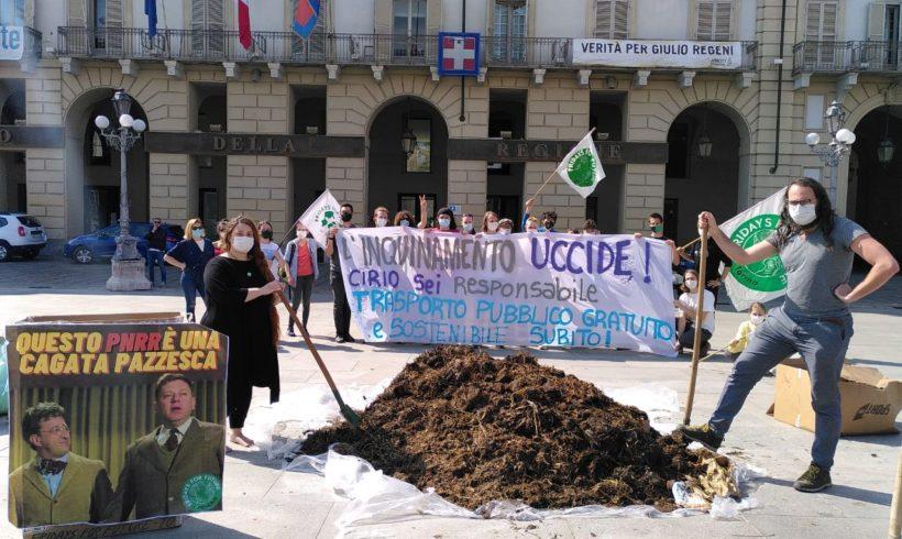 """FFF Ivrea interviene sul PNRR regionale: """"insufficiente dal punto di vista della sostenibilità ambientale"""""""