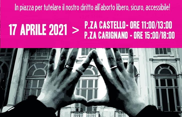 CI RISIAMO. Ancora sotto attacco i diritti delle donne! Manifestazione il 17 aprile a Torino