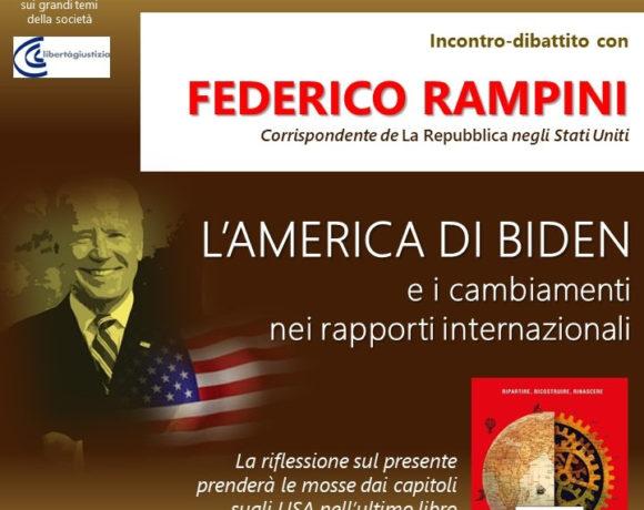 Federico Rampini al Forum Democratico del Canavese racconta l'America di Biden