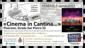 Cinema in cantina @ Azienda agricola La Masera