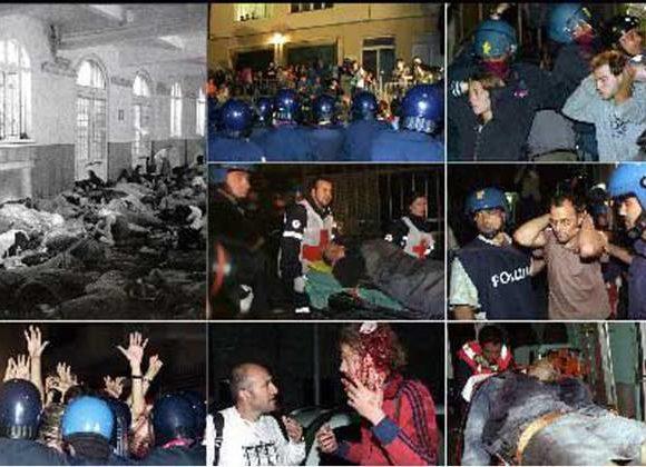 L'Anpi sui 20 anni dal G8 di Genova