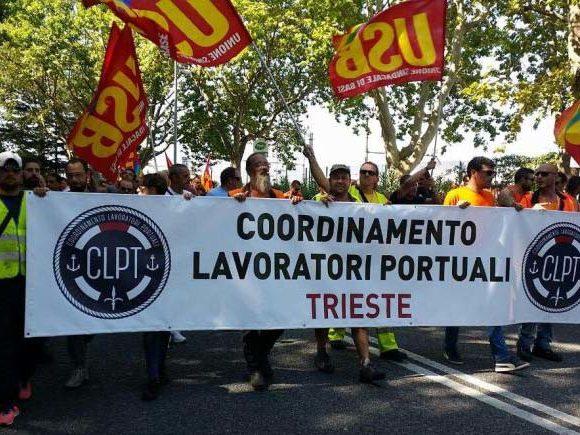 Un lunedì kafkiano tra Roma, Trieste e il circo mediatico in TV