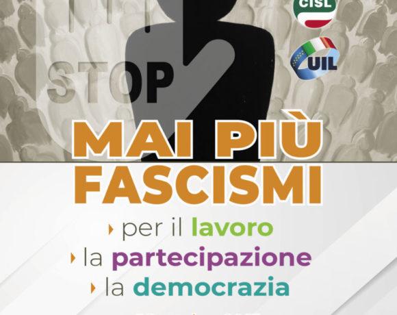 Sabato a Roma per il lavoro e la democrazia