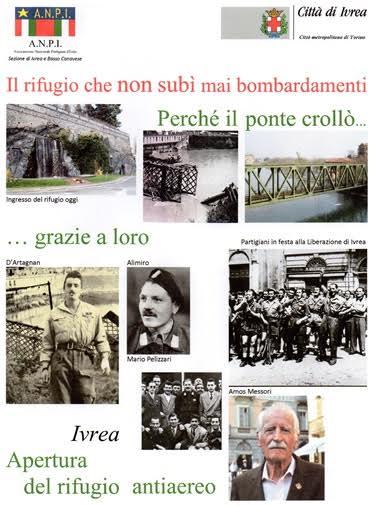 Rifugio antiaereo @ Corso Cavour, Ivrea
